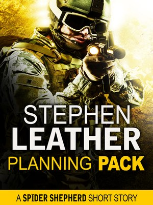 cover image of Planning Pack (A Spider Shepherd Short Story)